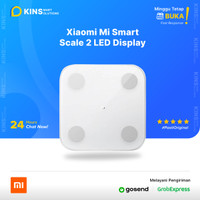 Xiaomi Mi Smart Scale 2 - Body Fat Composition Scale 2 Timbangan Badan