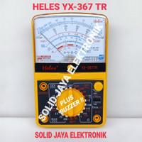 MULTI TESTER HELES YX-367TR ANALOG AVOMETER YX367TR YX 367 TR ASLI