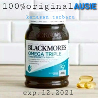 blackmores omega triple super trength fish oil 150 capsules