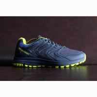 Sepatu Running Trail Original Karrimor Caracal 2 Waterproof Navy Green