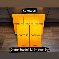 Realme Narzo 20, Resmi indonesia