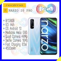 Realme Narzo 20 Pro - 8/128GB - Garansi Resmi