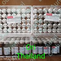 Detick obat kutu anjing 1-10kg perbox 35botol