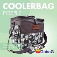 GABAG Cooler Bag Single Sling PEOPLE Thermal Bag Tas ASI Coolerbag