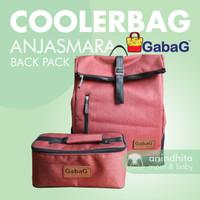 GABAG Anjasmara Cooler Bag Backpack Coolerbag Ransel Tas ASI