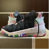 Sepatu Basket Nike Lebron 18 XVIII James Gang CQ9283-002 ORIGINAL