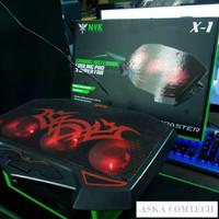 CooLing Pad NYK X1/Coolingpad Gaming 3 Kipas/Kipas Laptop Gaming 3 Fan