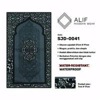 Sajadah Saku Anti Air | Sajadah Travel Lipat Alif Modern Wear SJD-0041