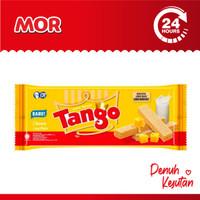TANGO Wafer Renyah Rasa Keju Cheese Long 130 gr