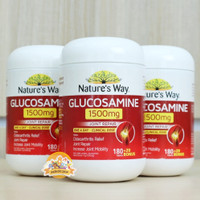 READY Natures Way Glucosamine 1500 MG isi 200 Tablet