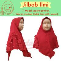 Jilbab Kerudung Instan Anak Ilmi (usia 3 tahun s/d 8 tahun)