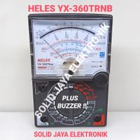MULTI TESTER HELES YX-360TRNB ANALOG AVOMETER YX 360 TRNB YX360 ASLI