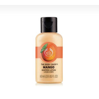 The Body Shop MANGO BODY WHIP MOISTURIZER 60ML