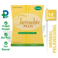 Thermolyte Plus 10 Kaplet - Suplemen Pelangsing