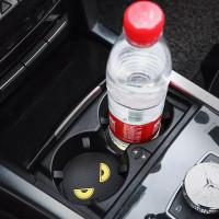 Tatakan Gelas/Botol Minum Dashboard Mobil Dengan Karakter Menarik