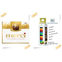 PROMO 1212 - Paket Coklat RITTER SPORT dan MERCI asal Jerman