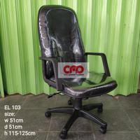 kursi direktur/Kursi kantor/kursi putar/kursi kerja EL 103
