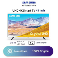 Samsung UHD 4K Smart TV 43 TU8000 - UA43TU8000
