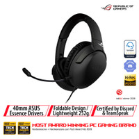 ASUS ROG Strix Go Core - Wired Gaming Headset