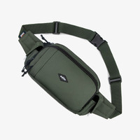 Geoff Max Official - Fray Green Army   Slingbag   Waistbag