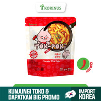 Korinus K - Bunsik Tokpoki MILD / Tteokbokki / Tok-Poki Instan