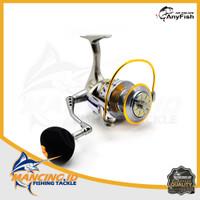 Alat Pancing Pancingan Kerekan Ikan Fishing Reel Anyfish AP Power 6000