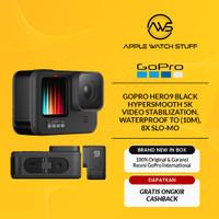 Action Camera GoPro Hero 9 Black 20MP 5K Hypersmooth Stabilization 3.0 - International