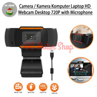 WebCam WC270 HD 720p with Built in Mic Web Cam Camera PC / Laptop Live