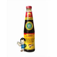 Lee Kum Kee Vegetarian Mushroom Oyster Sauce- Saus Tiram Jamur 510 g