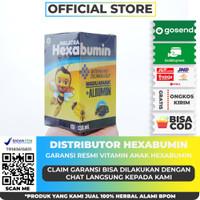 Walatra Hexabumin Original Madu Anak Plus Albumin Ikan Gabus 130ml
