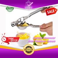 Lemon Squeezer / Alat Pemeras Lemon Jeruk Nipis Stainless Steel 0678