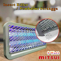 Lampu Nyamuk / Insect Killer / Pest Killer 8 Watt MIK-04 MITSUI
