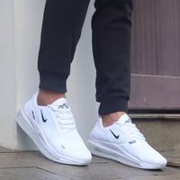 Nike Airmax 720 Red black Premium original / sepatu pria