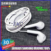 Headset Samsung J2 J2 Prime J2 Pro J3 J3 Pro ORIGINAL Resmi Indonesia