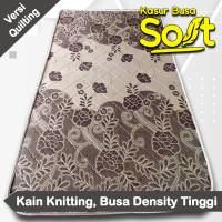 Kasur Busa Soft Springbed Versi Quilting Tebal 14cm Bergaransi 5 Tahun - 90 x 200 cm