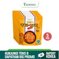PAKET HEMAT Korinus K - Bunsik Tokpoki 5 PCS