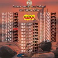 Nomor Cantik IM3 / Indosat Seri Tahun