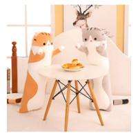 Boneka Bantal Guling Kucing / Cat Pillow Plush Toy Import