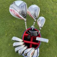 Taylormade Aeroburner Ladies Full set Golf Stick New