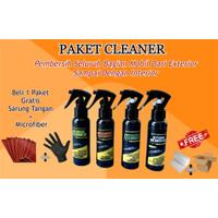 Pembersih Kaca Mobil / Interior Cleaner / Pembersih Jamur Body Mobil