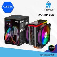 Alseye Fan Processor 4 Pipa MAX M120D RGB