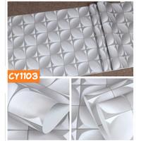Wallpaper / stiker dinding 3D / Wallstiker
