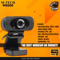 M-Tech WB500 1080p Full HD Webcam