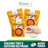 Paket Hemat Buy 3 Tokpoki + CJ Cooked White Rice