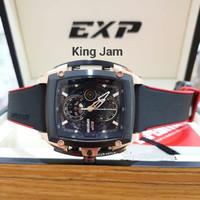 Jam Tangan Pria Expedition EXP 3008 / E 3008 Original Black Rosegold