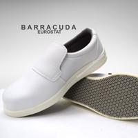 Sepatu safety Restoran ULTRA ANTI SLIP (ADA BESI DI UJUNG ATAS SEPATU)