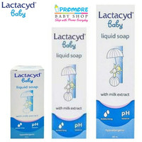 Lactacyd Baby Liquid Soap