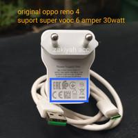 charger super vooc realme 6 pro 6A 30watt original bawaan HP