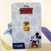 Logam Mulia 2 gram Disney UBS