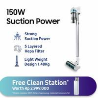 Stick Vacuum Cleaner Samsung VS15T7034R1 Jet 70 Multi Smart Connection